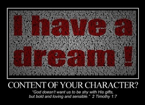 Content of Character