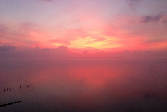 Pensacola December Sunrise 1