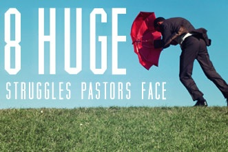 8 struggles of pastors